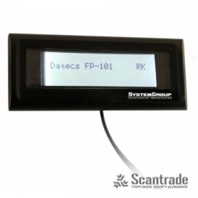 Индикатор покупателя Datecs DPD-204М