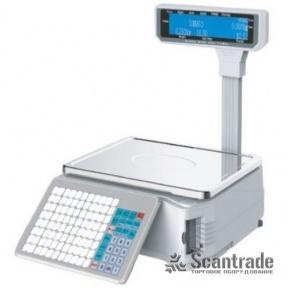 Весы с печатью этикетки Aclas LS5PRX