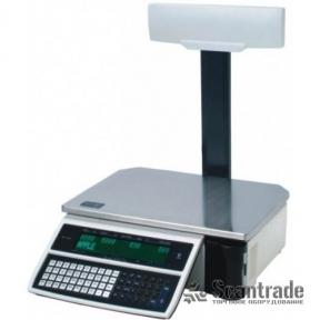 Весы с печатью этикетки Digi SM-100P Plus