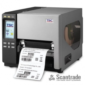 Принтер этикеток TSC TTP-368MT