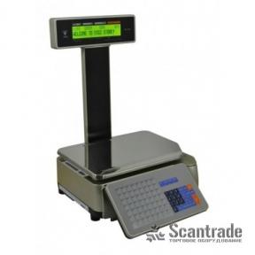 Весы с печатью этикетки Digi SM-5100P