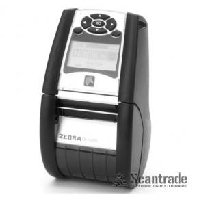 Мобильный принтер чеков - этикеток Zebra QLn220