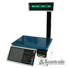 Весы с печатью этикетки Digi SM-100CSP