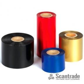 Риббон Wax/Resin Color Premium 110мм x 300м