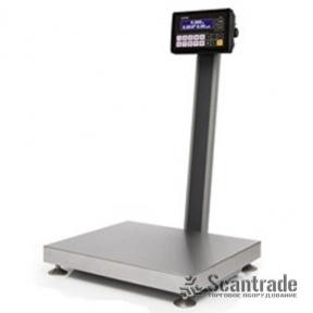 Весы товарные Штрих Т Слим 500 Д4А