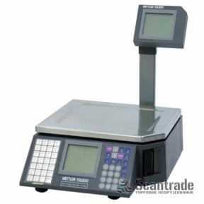Весы с печатью этикетки Mettler Toledo Tiger 4600 Pro