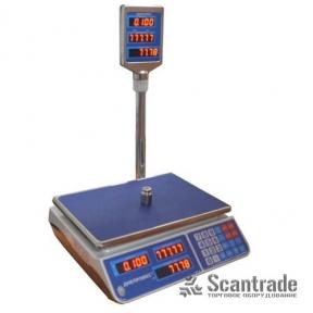 Весы торговые ВТД-ЕЛ (F902H-EL)