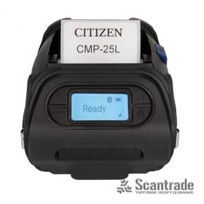 Мобильный принтер чеков - этикеток Citizen CMP-25L
