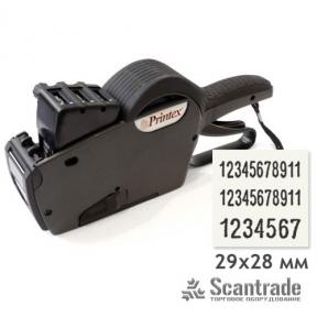 Этикет-пистолет Printex 2928 (11-11-7)