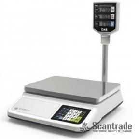 Весы торговые CAS PRII-P (lcd)
