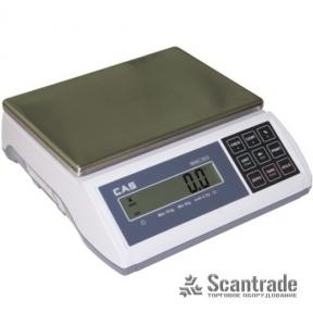 Весы технические CAS ED