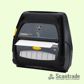 Мобильный принтер чеков - этикеток Zebra ZQ520