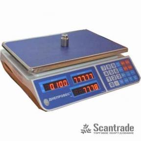 Весы торговые ВТД-ЕЛ1 (F902H-EL1)