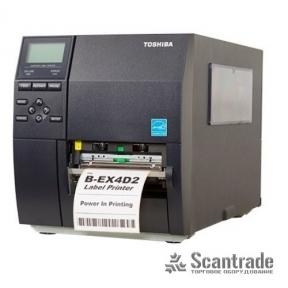 Принтер этикеток Toshiba B-EX4D2