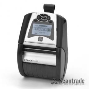 Мобильный принтер чеков - этикеток Zebra QLn320