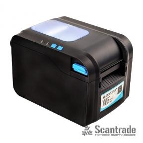 Принтер чеков - этикеток Xprinter XP-370B