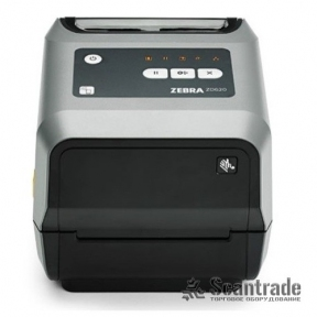 Принтер этикеток Zebra ZD620