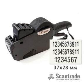 Этикет-пистолет Printex 3728 (11-11-7)