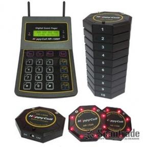 Гостевая пейджерная система DMCall HappyCall HP-1500T