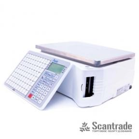 Весы с печатью этикетки Aclas LS5NX