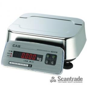 Весы технические CAS FW500-E