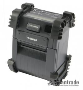 Мобильный принтер чеков - этикеток Toshiba B-EP2DL