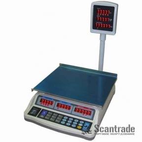 Весы торговые ВТД-Е (F902H-E)
