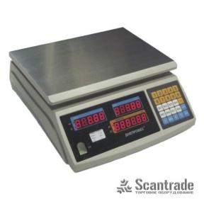 Весы торговые ВТД-ЕЛ1 (F902H-ED1)