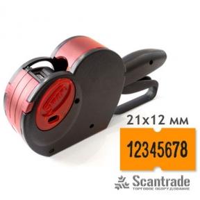 Этикет-пистолет Smart 2112-8 (набор)