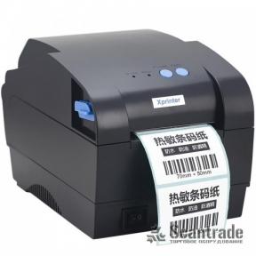 Принтер чеков - этикеток Xprinter XP-365B