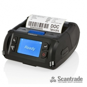 Мобильный принтер чеков - этикеток Citizen CMP-40L